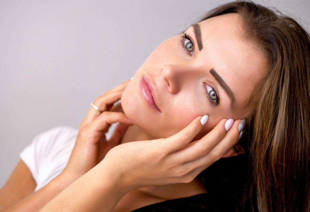 problème de peau lié au confinement