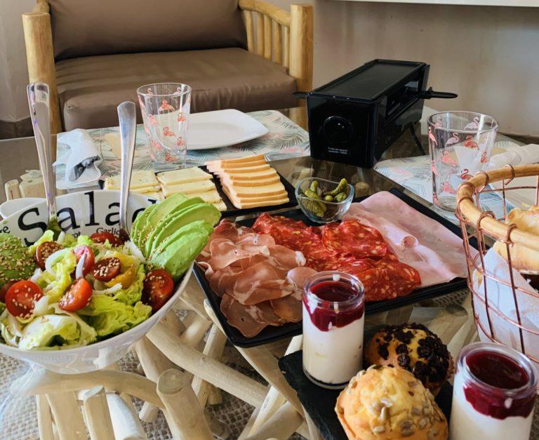 Raclette abri cosy